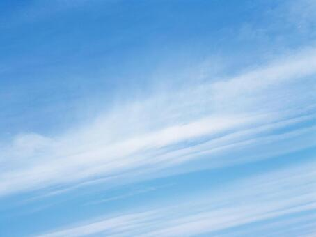Blue sky and clouds 6
