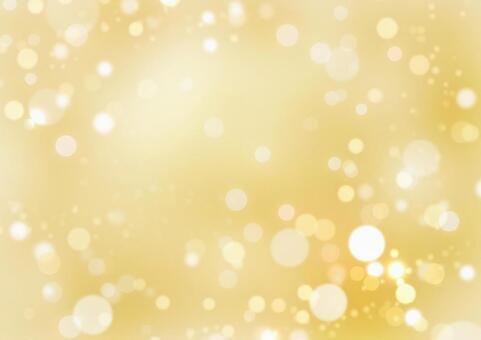 Round light gold