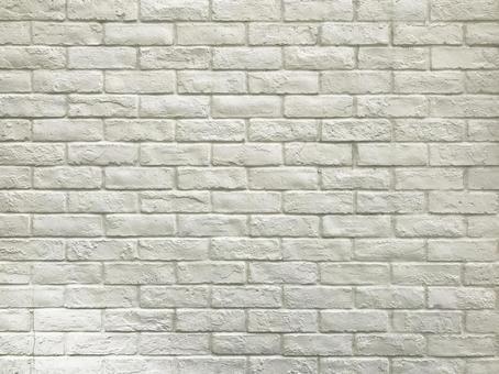 흰색 벽돌 자연