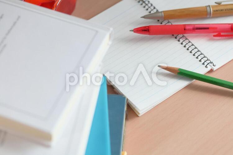 机の風景の写真