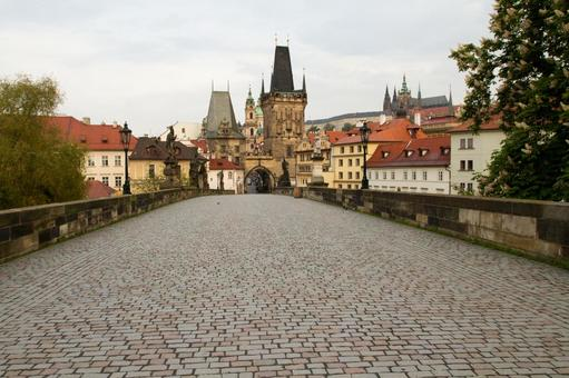 Czech Streets Charles Bridge 5