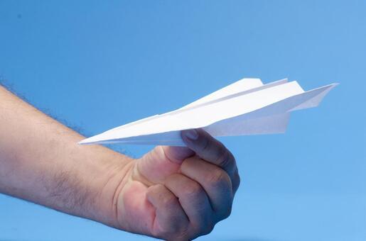 Paper flying machine 152