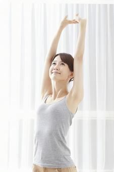 Japanese female relax 61
