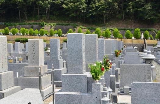 Grave visit 3