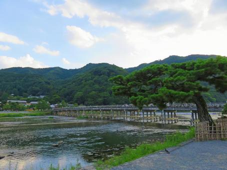 Kyoto Arashiyama · Togetsuki Bridge 1