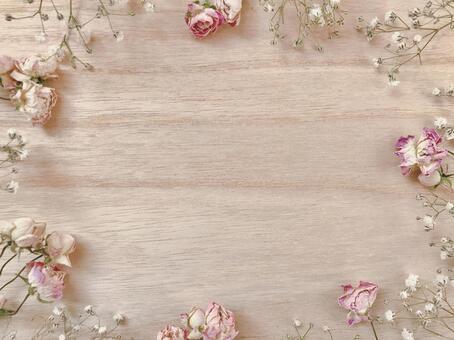 Flower frame 10