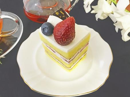 Short cake 6