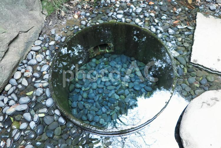 清正の井戸の写真