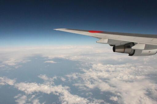 Outside the plane