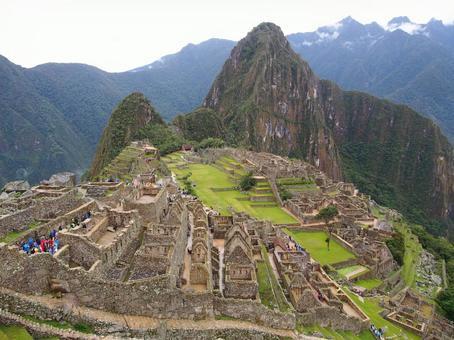 페루의 마추피추