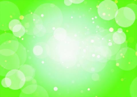 Glitter background yellow green