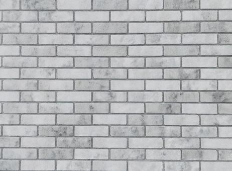 악센트가있는 회색 벽돌 바람 배경 텍스처