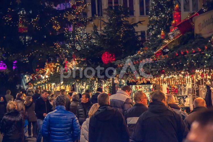ドイツのクリスマスマーケット23の写真