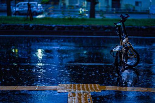 Rain shelter downpour