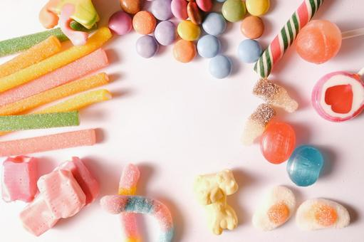 Colorful sweets 37