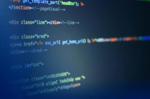 Programming image source code
