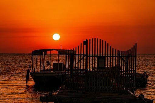 Yunagi Sunset ⑱