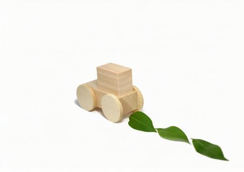 Wooden car 3