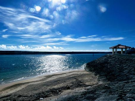 Sea material_coast beach 2