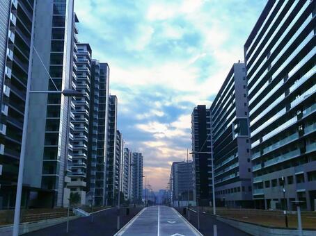TOKYO 2020 Athlete Village PORT Village (3 blocks)