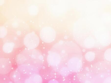 온화 반짝 (핑크)