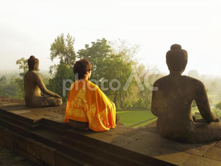 瞑想2の写真