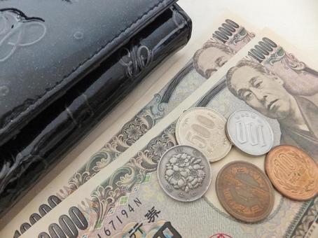 지갑과 돈 1