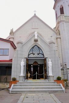 하코다테 가톨릭 모토마치 교회