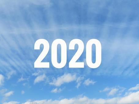 2020 2020年