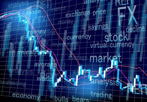 Stock Price / FX Chart Trend