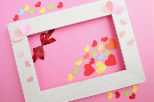Valentine Mother's Day White Day Frame Event