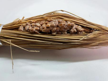 Food material_straw natto 3