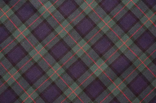 Plaid cloth 1