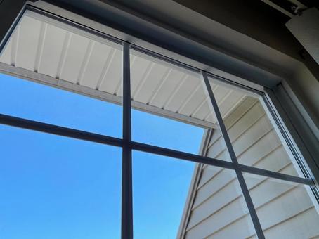 Window and sky 1