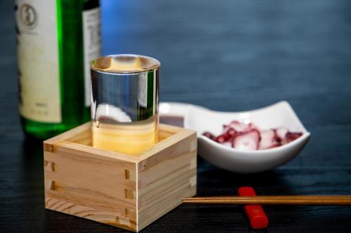 Sake is refreshing