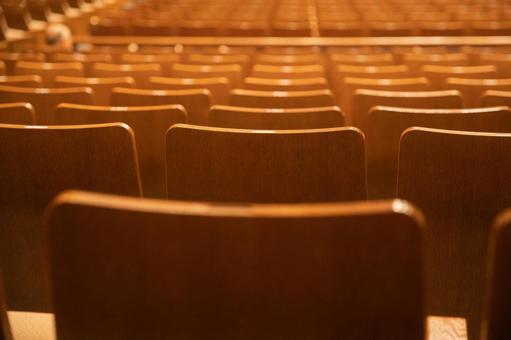 영화관 · 극장의 객석