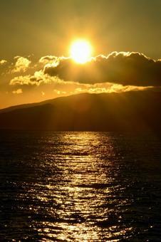First sunrise 5