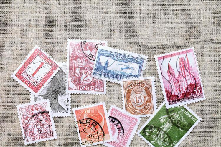 切手 海外切手の写真
