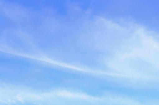 Light blue gentle sky texture background