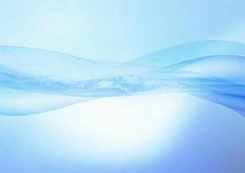 Moisturizing water synthesis image