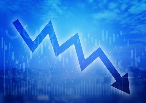 Stock price fall recession