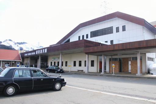 Echigo Yuzawa station building