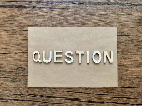 QUESTION Question? question