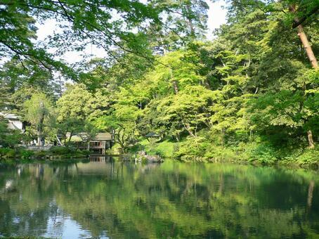 Kanazawa Kenrokuen 1