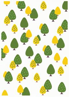 Scandinavian Design Forest