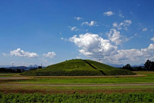 二子山陵(高崎)