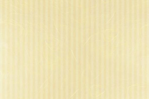 Beige and white striped Japanese paper texture background material