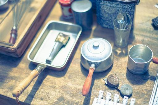 Retro kitchen tool