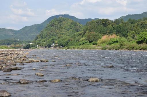 Mino Bridge Flow Mitarai no Mase