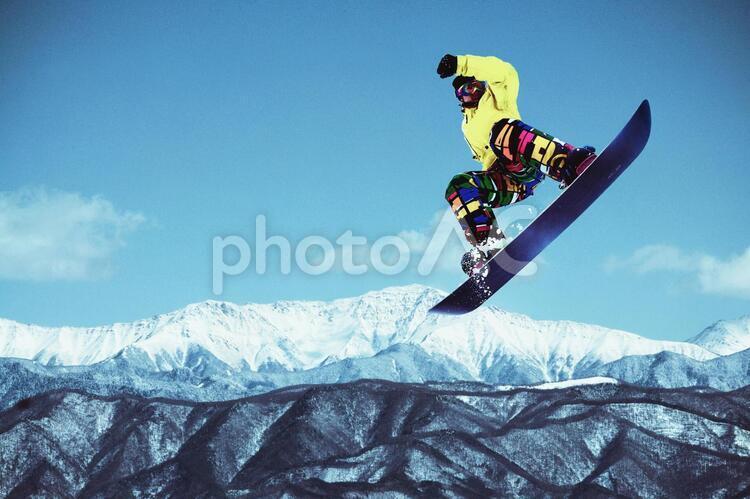 スノーボードの写真